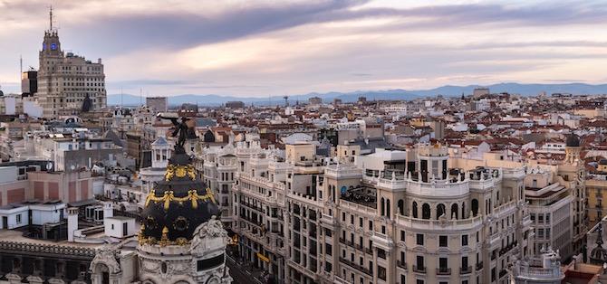 Madrid & Toledo Overview