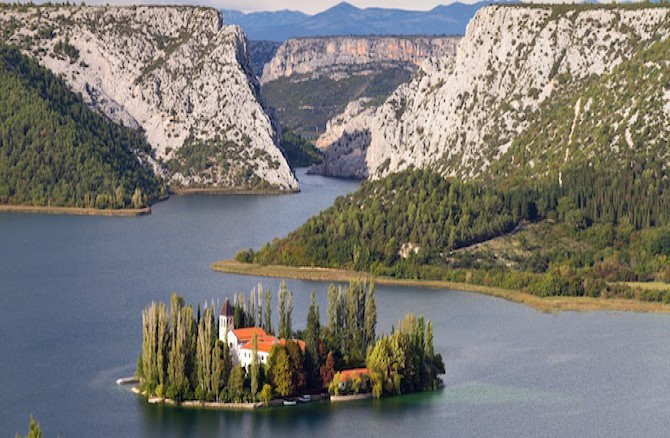 The stunning natural beauty of Croatia's landscapes- both the coast and the interior will astound you!